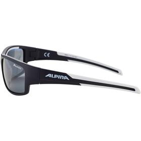 Alpina Testido P Brille black matt-white